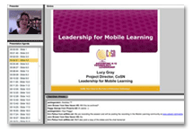 Mobile Learning Explorations Webinar
