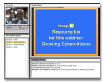 Emerging Tech for School Librarians Webinar